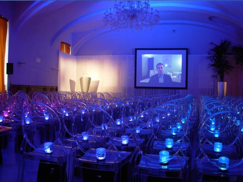 Luci per eventi: fotogallery categoria illuminazione per eventi. dj