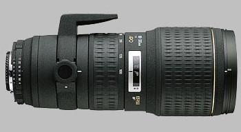 Sigma 100-300mm f/4 EX DG HSM APO – Noleggio/Rental
