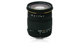 Sigma 18-50mm F2.8 EX DC Macro – Noleggio/Rental