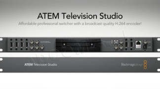 ATEM Television Studio – Blackmagic