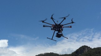 DRONE per RIPRESE VIDEO e FOTO AEREE