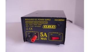 Alimentatore camera GBC DC Power Noleggio/Rental