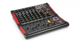 PDM-M604 6-Channel Music Mixer – Noleggio/Rental