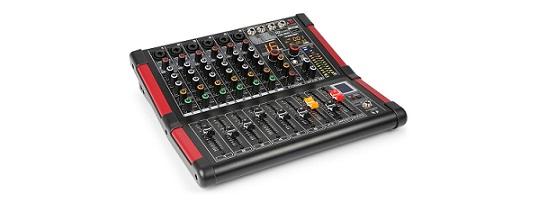 PDM-M604 6-Channel Music Mixer – Noleggio/Rental