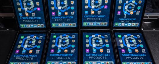 Apple iPad Air Wifi 32GB Space grey noleggio 6th Gen/rental