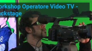 Workshop per operatore video