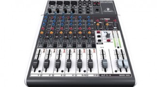 Behringer XENYX 1204USB 12-Channel Mixer