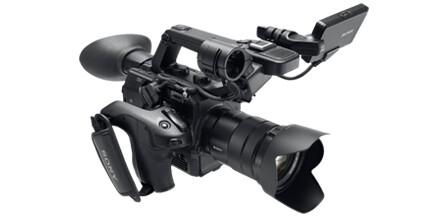 PXW-FS5K RAW : Riprese Super 35 – 4K – UHD