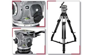 Cartoni K527/2 Focus Tripod – Noleggio/Rental