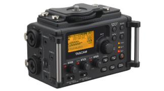 Registratore portatile lineare DR-60D
