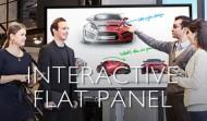 TOUCH SCREEN 55″ Monitor interattivo 4K UHD | RP553K service video – noleggio – rental