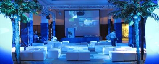 Luci di ambientazione per Eventi – Aperitivi – DJ-Set