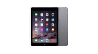 Apple iPad Air Wifi 16GB Grigio Siderale noleggio/rental