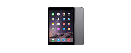 Apple iPad Air Wifi 32GB Grigio Siderale noleggio/rental