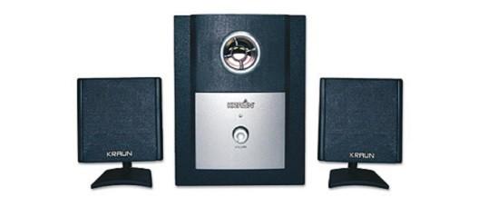 Kraun Saundsystem 2.1 Casse 20w – Noleggio/Rental