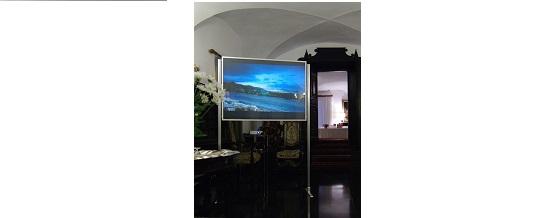 Ravescreen schermo a retroproiezione 60″ – Noleggio/Vendita – Rental/Shop