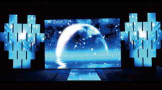 Ledwall Passo 2.8mm e 3.9mm  service video noleggio/rental maxischermo LEDWALL