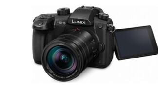 foto-cine-camera 4K mirrorless LUMIX DC-GH5 noleggio – rental