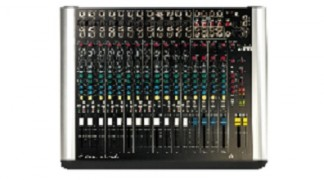 Soundcraft Spirit M12 Mixer audio – Noleggio/Rental – service audio