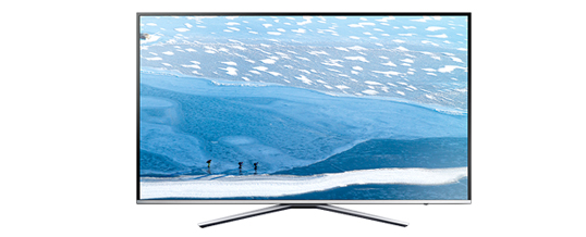 "Monitor – TV 65"" UHD 4K"