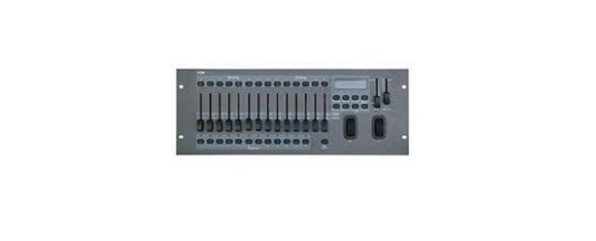 Showtec SM-16/2 Scanmaster Lightcontroller – Noleggio/Rental