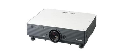 Videoproiettore Panasonic PT-D5700E 6000 Ansi Lumen DLP con Ottica intercambiabile – Noleggio/Rental