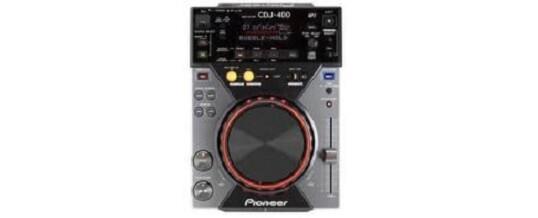 Pioneer CDJ-400 Lettore CD – Noleggio/Rental