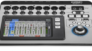 TouchMix-8 12-Channel Compact Digital Mixer noleggio-rental