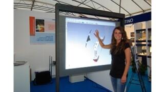 Ravescreen schermo Touchscreen 75″ – Noleggio/Rental  vendita /sale