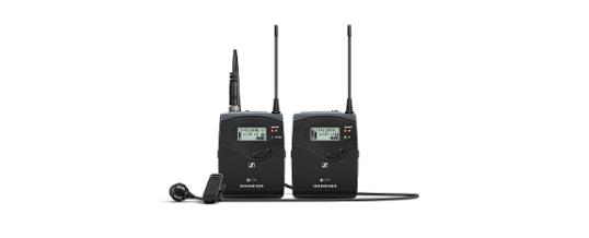 Sennheiser EW 122-P G4 freq range G – Noleggio/Rental