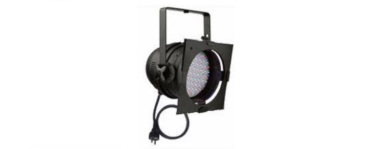 Par 64 Short RGB LED – Noleggio/Rental