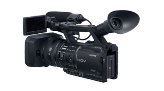 Sony HVR-Z5E service di ripresa video professionale – troupe TV