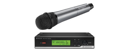 Sennheiser XSW 35 Vocal Set