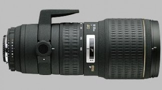Obiettivo tele Sigma 100-300mm f/4 EX DG HSM APO – Noleggio/Rental