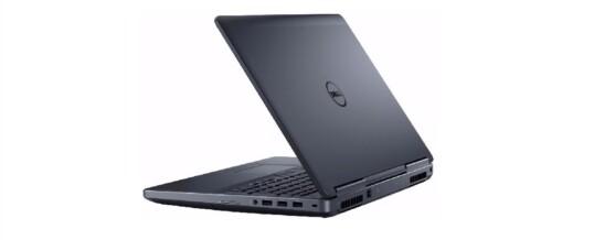 Workstation Dell precision 7710 Noleggio/Rental