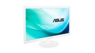 noleggio monitor per PC Asus monitor LED Bianco WLED 21.5 pollici FULL HD 1920X1080 NOLEGGIO – RENTAL