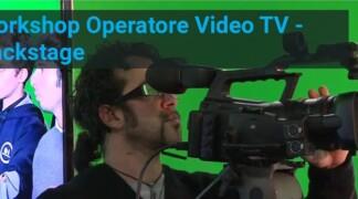 Workshop per operatore video