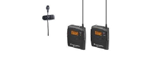 Radio microfoni Sennheiser- Noleggio/Rental – Service