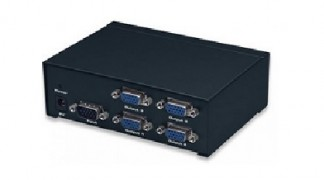 Video splitter / distributore video VGA professionale 4 uscite