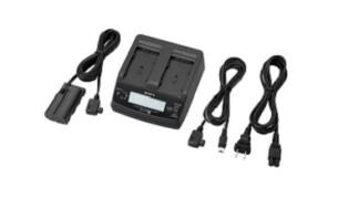 Sony AC-VQ1050 Carica Batterie/Alimentatore – Noleggio/Rental