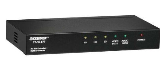 Distributore – Convertitore Tv one 3G-HD-SDI to HDMI  cod. 231T-FC-677  noleggio-rental