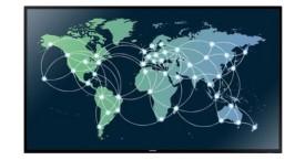 Monitor Professionale 65 pollici FULL HD con mediaplayer usb service/noleggio / rental
