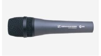 Sennheiser e835 – Microfono gelato a filo