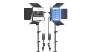 Faretto Neewer 2pz Luce LED RGB Noleggio/Rental