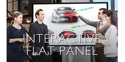 TOUCH SCREEN 55″ Monitor interattivo 4K UHD  service video – noleggio – rental
