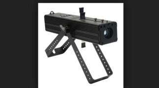 Cutting LED 50W DMX + gobo + zoom 10-30°