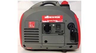 Generatore elettrico 2000watt – 2Kw – Noleggio/Rental