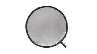 Lastolite Circular Reflector silver/white 92cm – Noleggio/Rental