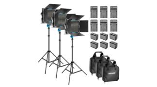 LUCI LED Neewer – Noleggio/Rental  –  Service