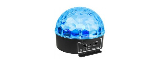 Mini Star Ball 6x 3W RGBAW LEDs